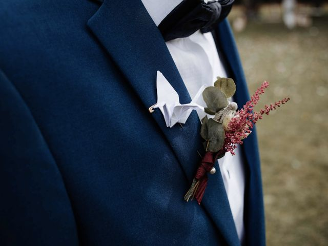La boda de Nacho y Taty en Rascafria, Madrid 287
