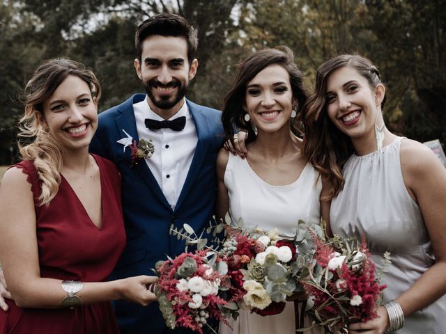 La boda de Nacho y Taty en Rascafria, Madrid 291
