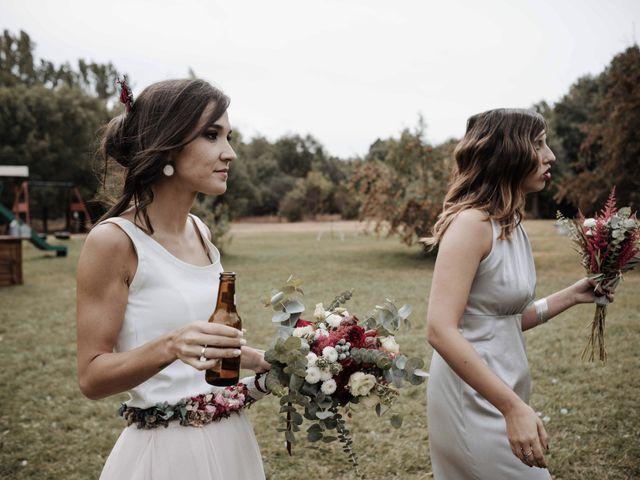 La boda de Nacho y Taty en Rascafria, Madrid 292
