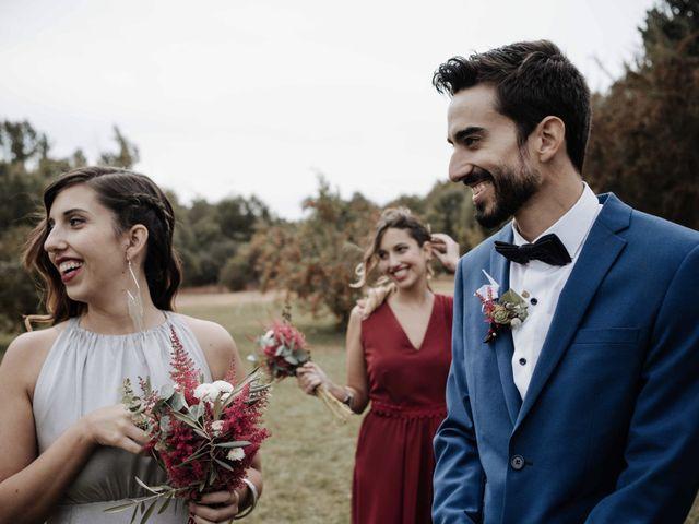 La boda de Nacho y Taty en Rascafria, Madrid 295