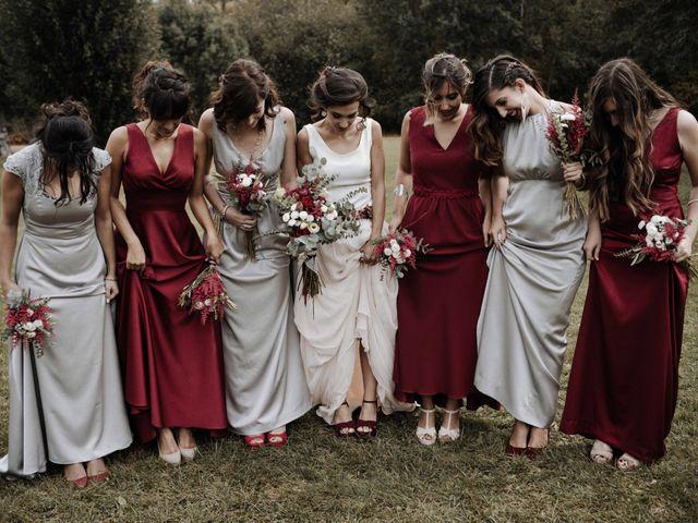 La boda de Nacho y Taty en Rascafria, Madrid 298