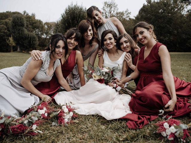 La boda de Nacho y Taty en Rascafria, Madrid 302