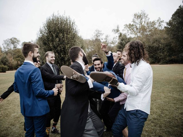 La boda de Nacho y Taty en Rascafria, Madrid 308