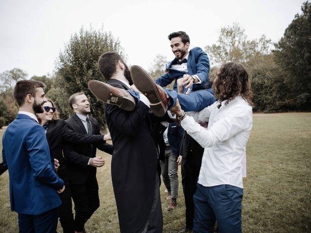 La boda de Nacho y Taty en Rascafria, Madrid 309