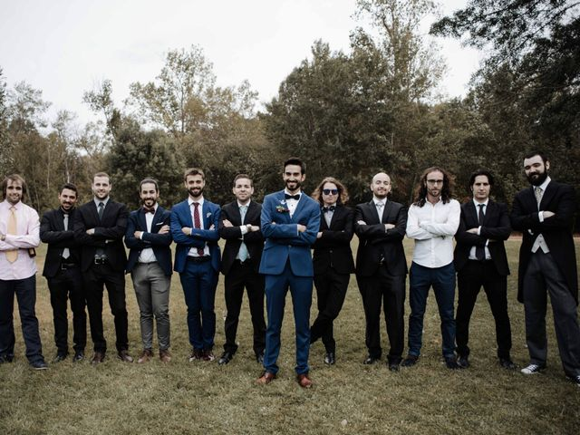 La boda de Nacho y Taty en Rascafria, Madrid 310
