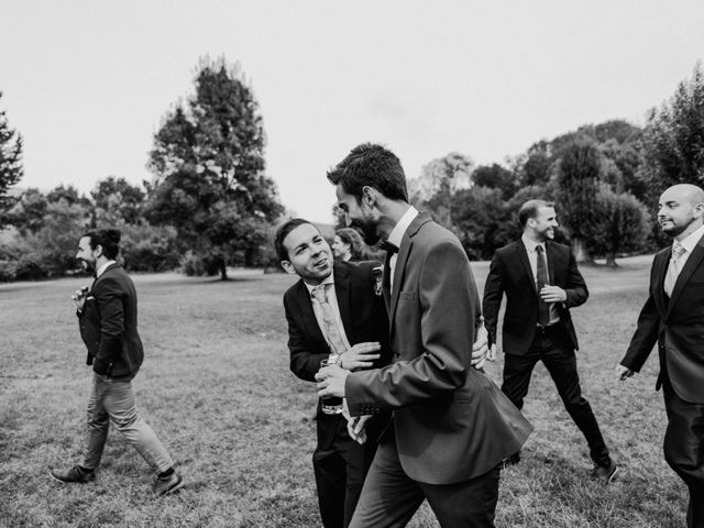 La boda de Nacho y Taty en Rascafria, Madrid 312