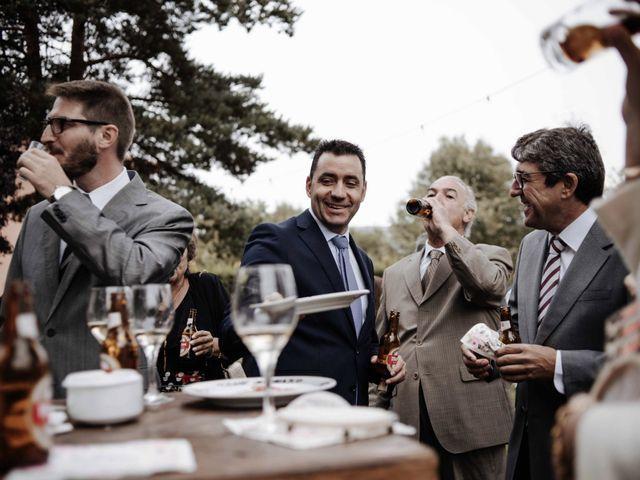 La boda de Nacho y Taty en Rascafria, Madrid 313