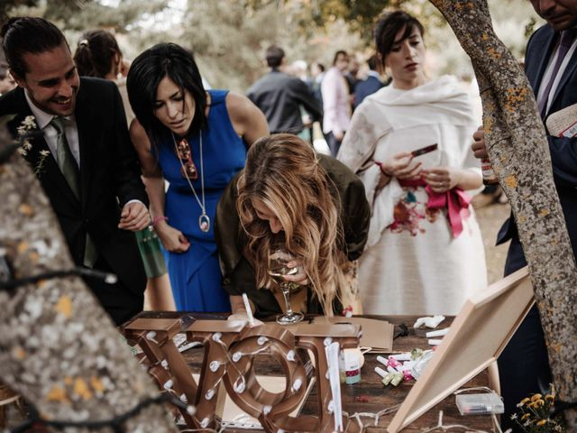 La boda de Nacho y Taty en Rascafria, Madrid 314