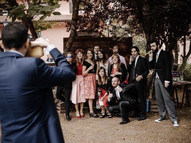 La boda de Nacho y Taty en Rascafria, Madrid 317