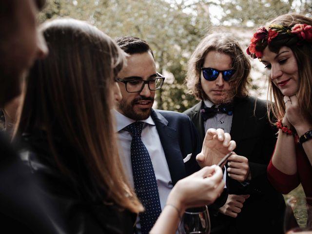 La boda de Nacho y Taty en Rascafria, Madrid 318