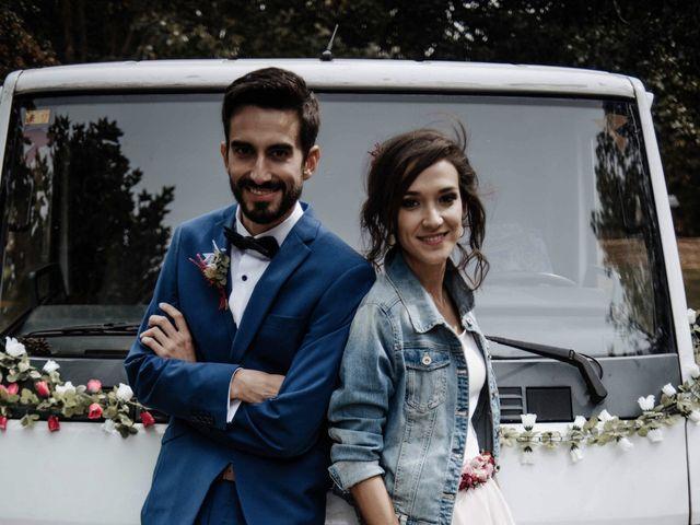 La boda de Nacho y Taty en Rascafria, Madrid 330