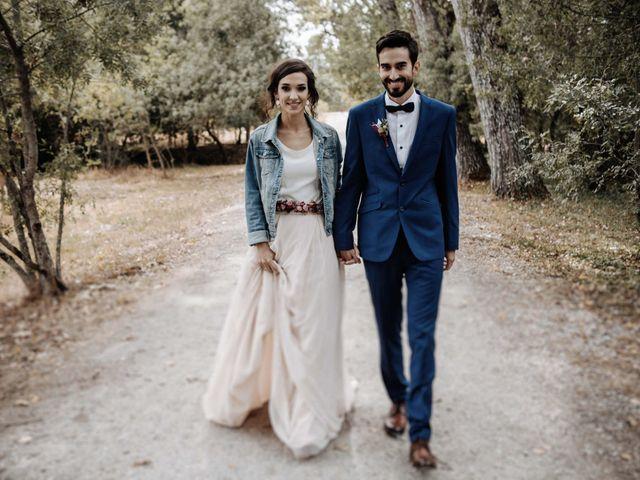 La boda de Nacho y Taty en Rascafria, Madrid 332
