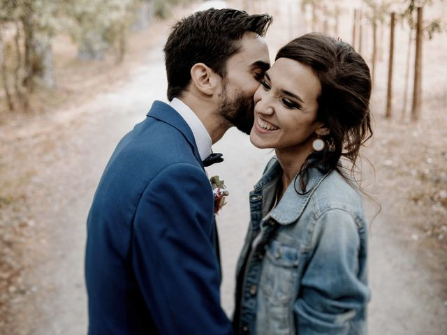 La boda de Nacho y Taty en Rascafria, Madrid 333