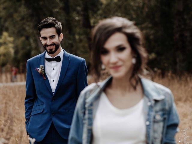 La boda de Nacho y Taty en Rascafria, Madrid 342