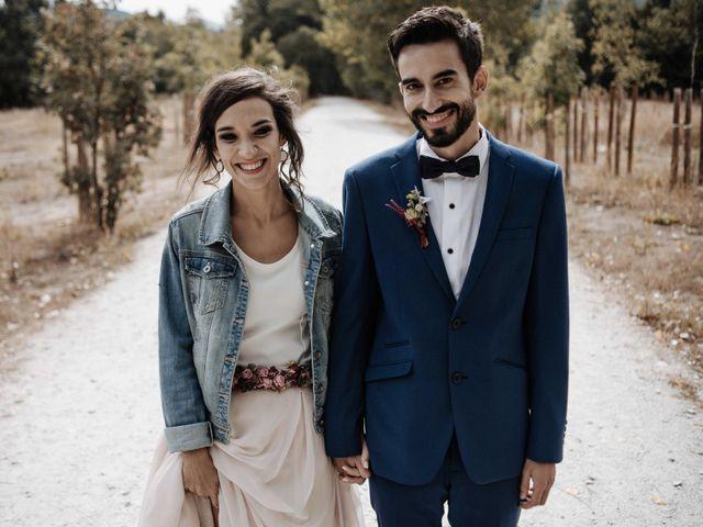 La boda de Nacho y Taty en Rascafria, Madrid 364