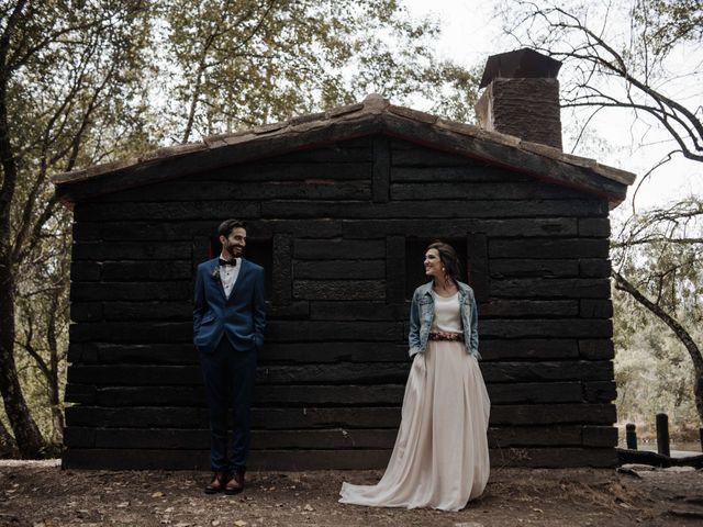 La boda de Nacho y Taty en Rascafria, Madrid 366