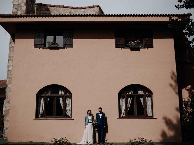 La boda de Nacho y Taty en Rascafria, Madrid 380