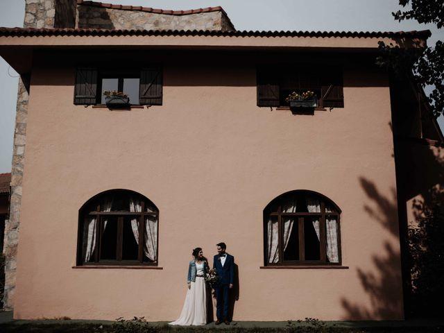 La boda de Nacho y Taty en Rascafria, Madrid 381