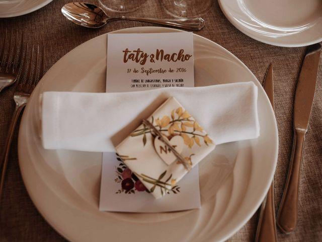 La boda de Nacho y Taty en Rascafria, Madrid 386