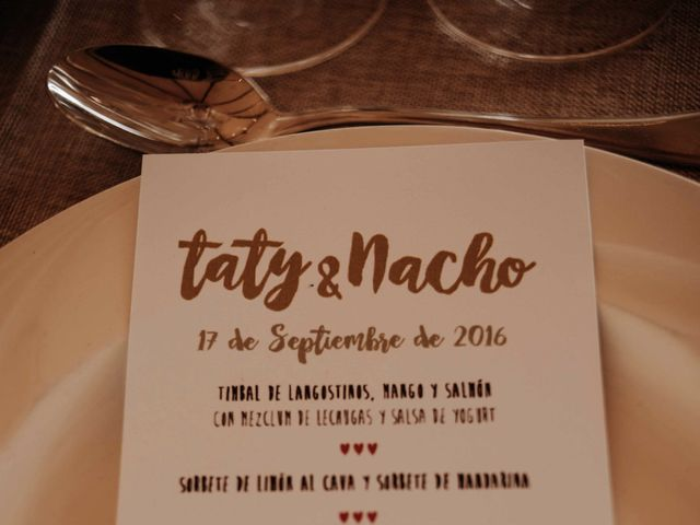 La boda de Nacho y Taty en Rascafria, Madrid 388