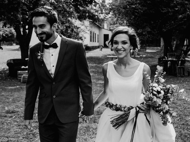 La boda de Nacho y Taty en Rascafria, Madrid 394
