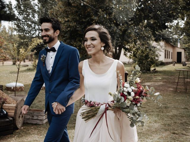 La boda de Nacho y Taty en Rascafria, Madrid 395