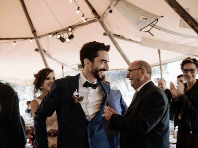 La boda de Nacho y Taty en Rascafria, Madrid 396