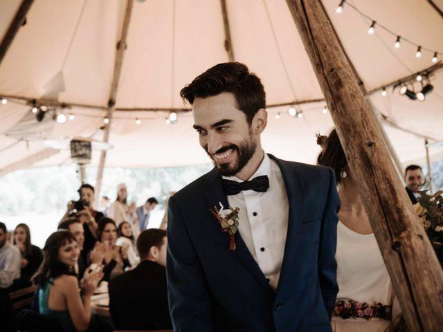 La boda de Nacho y Taty en Rascafria, Madrid 397