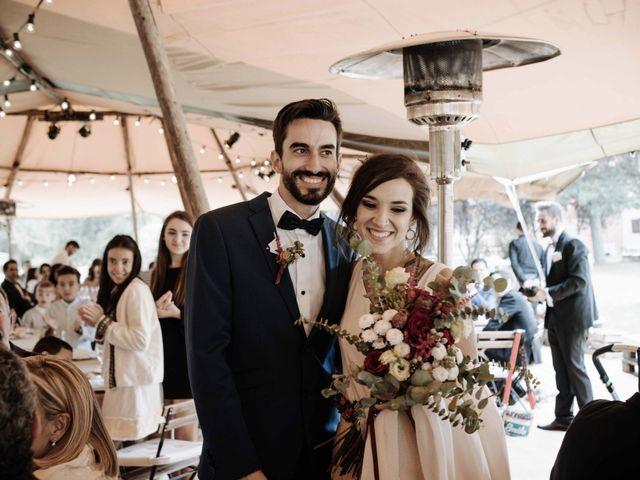 La boda de Nacho y Taty en Rascafria, Madrid 399
