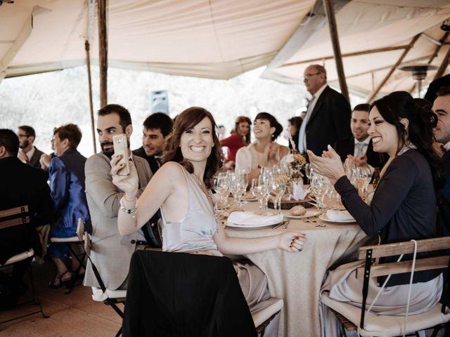 La boda de Nacho y Taty en Rascafria, Madrid 400