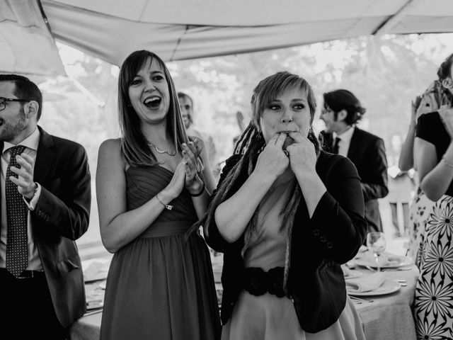 La boda de Nacho y Taty en Rascafria, Madrid 401