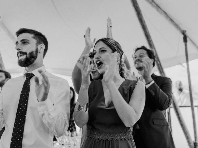 La boda de Nacho y Taty en Rascafria, Madrid 402
