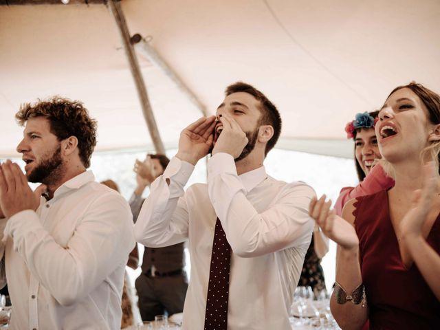 La boda de Nacho y Taty en Rascafria, Madrid 403
