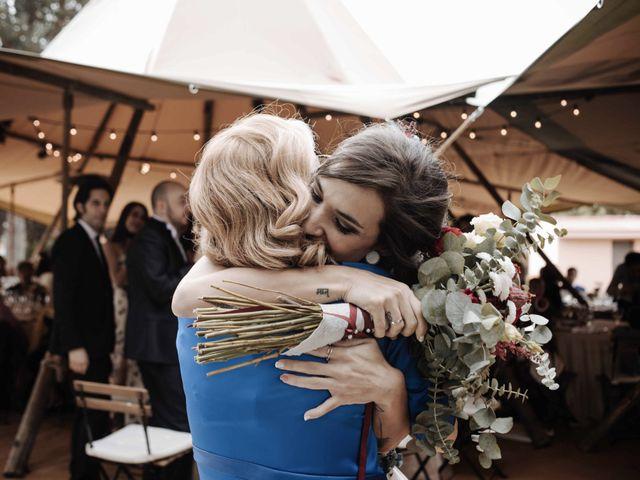 La boda de Nacho y Taty en Rascafria, Madrid 407