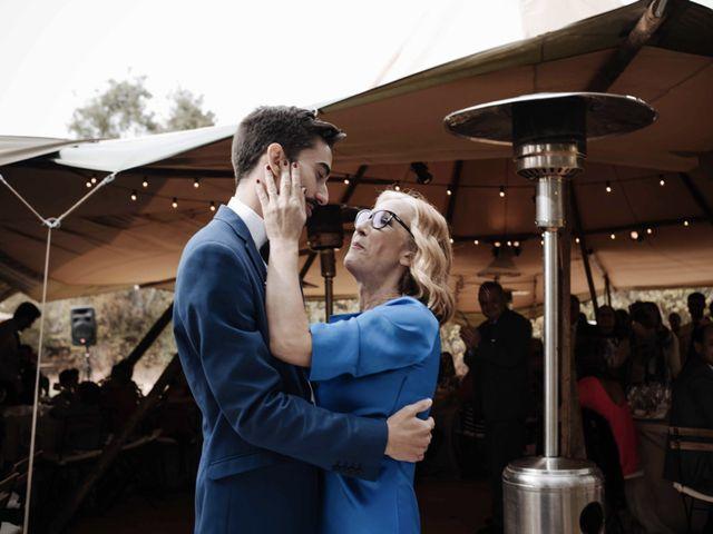 La boda de Nacho y Taty en Rascafria, Madrid 409