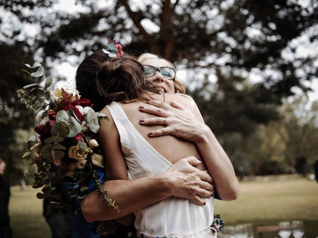 La boda de Nacho y Taty en Rascafria, Madrid 411