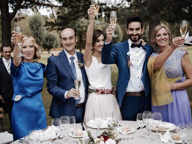 La boda de Nacho y Taty en Rascafria, Madrid 413