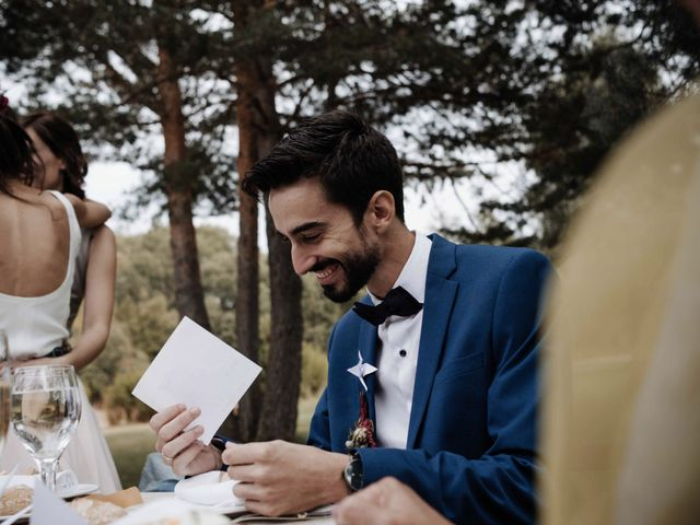La boda de Nacho y Taty en Rascafria, Madrid 417
