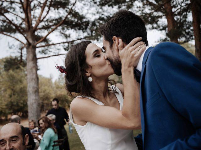 La boda de Nacho y Taty en Rascafria, Madrid 418