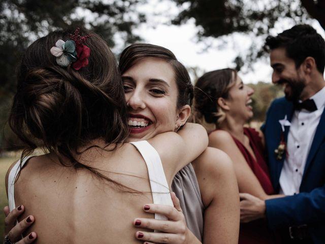La boda de Nacho y Taty en Rascafria, Madrid 420