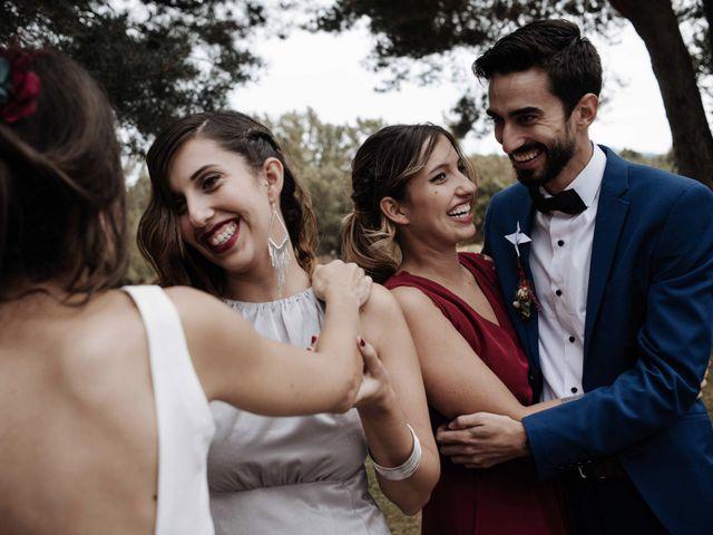 La boda de Nacho y Taty en Rascafria, Madrid 421