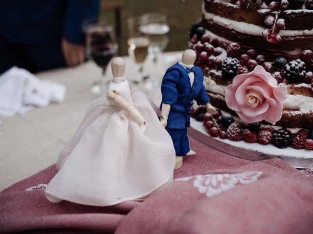 La boda de Nacho y Taty en Rascafria, Madrid 423