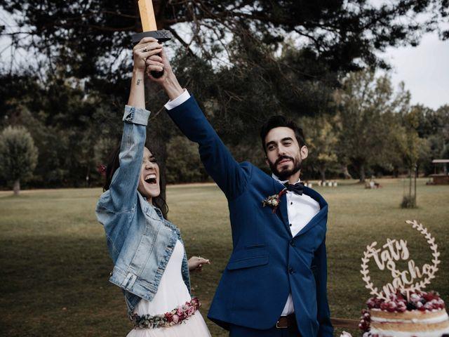 La boda de Nacho y Taty en Rascafria, Madrid 424