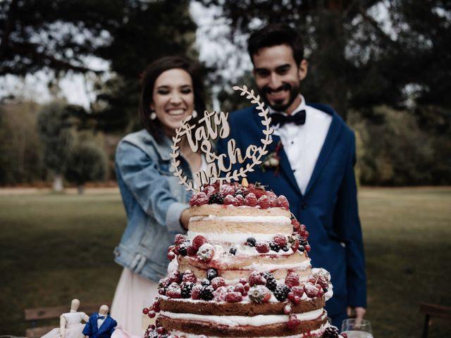 La boda de Nacho y Taty en Rascafria, Madrid 426