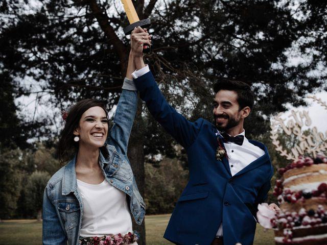 La boda de Nacho y Taty en Rascafria, Madrid 433
