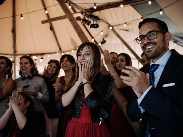 La boda de Nacho y Taty en Rascafria, Madrid 435