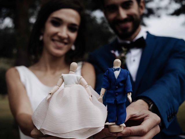 La boda de Nacho y Taty en Rascafria, Madrid 436