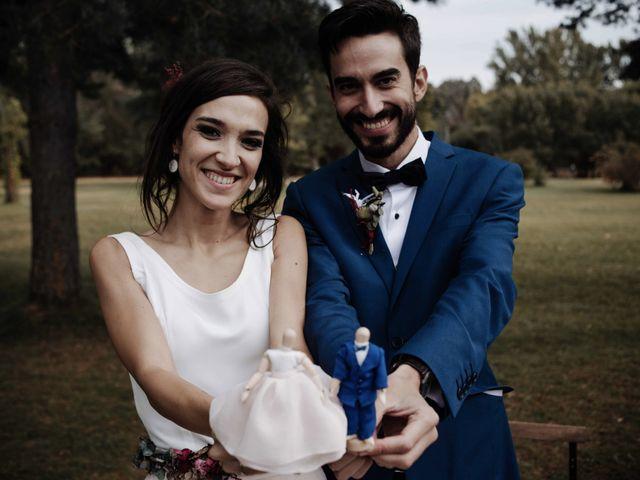La boda de Nacho y Taty en Rascafria, Madrid 437