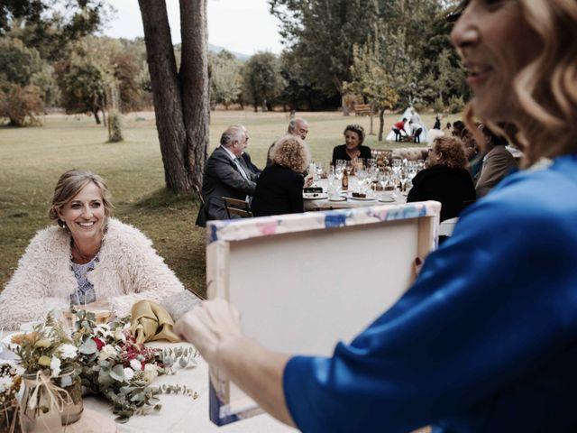 La boda de Nacho y Taty en Rascafria, Madrid 443