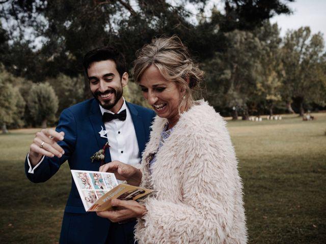 La boda de Nacho y Taty en Rascafria, Madrid 447